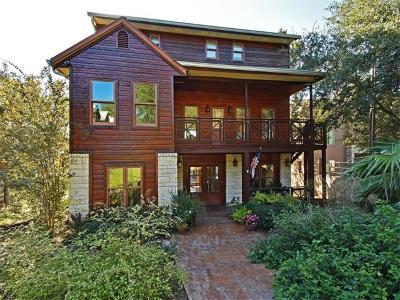 Volente Single Family Home For Sale: 7621 Debbie Dr