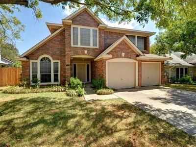 Travis County Single Family Home Pending - Taking Backups: 7831 Wheel Rim Cir
