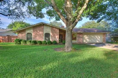 Georgetown Single Family Home Pending - Taking Backups: 2101 Westwood Ln