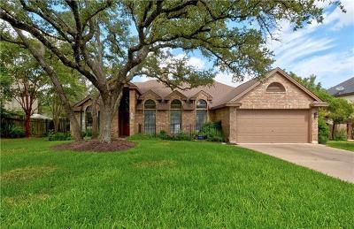 Travis County, Williamson County Single Family Home For Sale: 10608 Sans Souci Pl