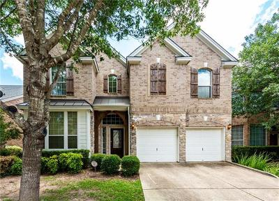 Single Family Home For Sale: 11608 Spicewood Pkwy #22