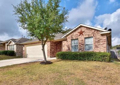 Kyle Single Family Home For Sale: 257 Ashwood N