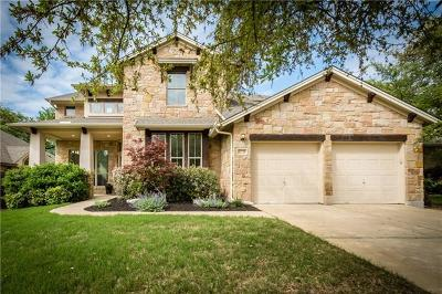Single Family Home Active Contingent: 11221 Cap Stone Dr