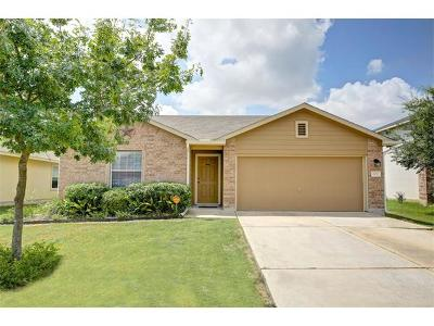 Hutto Single Family Home For Sale: 303 Almquist St