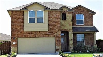Jarrell Single Family Home For Sale: 413 Foster Ln