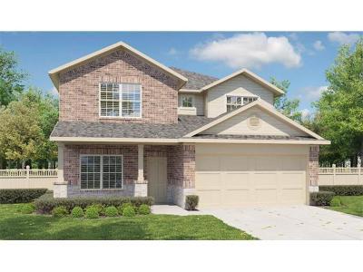 Cedar Park Single Family Home For Sale: 1402 Brashear Ct