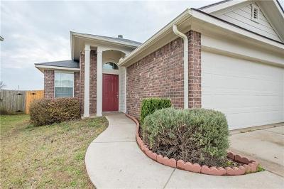 Austin Single Family Home For Sale: 7905 Tee Dr