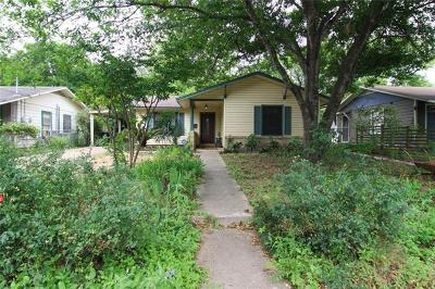 Hays County, Travis County, Williamson County Single Family Home Pending - Taking Backups: 2501 Wilson St