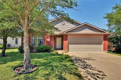 Cedar Park TX Single Family Home For Sale: $224,000