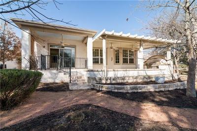 Georgetown Single Family Home For Sale: 107 Rainwater Cv