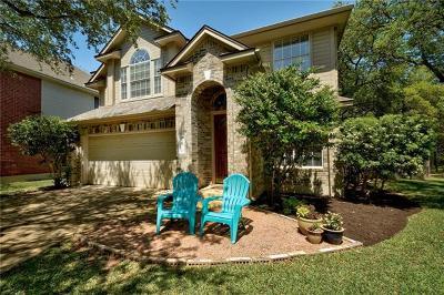 Travis County Single Family Home Pending - Taking Backups: 6300 Sam Maverick Pass