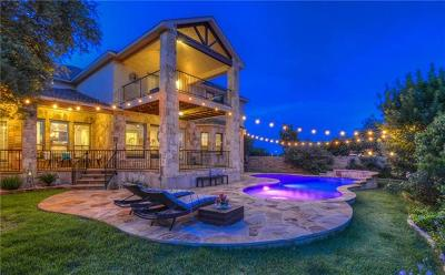 Cedar Park Single Family Home Pending - Taking Backups: 4108 Zacharys Run