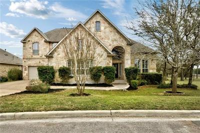 Austin Single Family Home For Sale: 11617 Hollister Dr