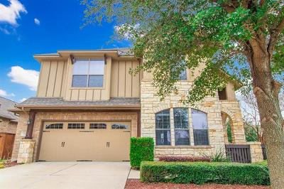 Round Rock Single Family Home For Sale: 2414 Santa Barbara Loop