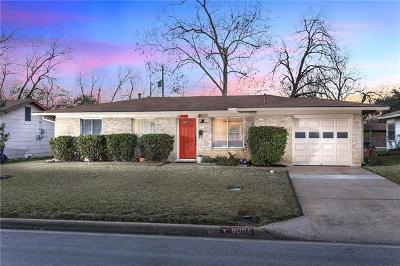 Austin Single Family Home Pending - Taking Backups: 8006 Stillwood Ln
