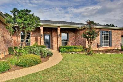 Austin, Lakeway Single Family Home For Sale: 904 Electra