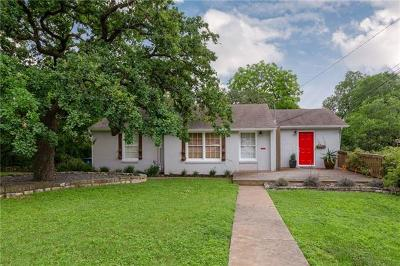 Rosedale G, Rosedale B, Rosedale C, Rosedale E, rosedale, Rosedale Estates Single Family Home For Sale: 1503 W 39 1/2 St