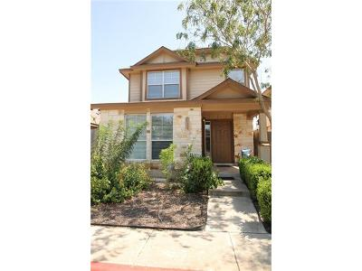 Austin Condo/Townhouse For Sale: 4511 Felicity Ln #10