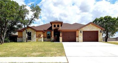 Killeen Single Family Home For Sale: 6204 Flat Slate