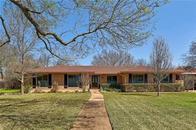 Austin Single Family Home For Sale: 5302 Branding Chase St