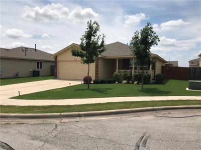 Elgin Single Family Home Pending - Taking Backups: 14504 Big Eagle Cv