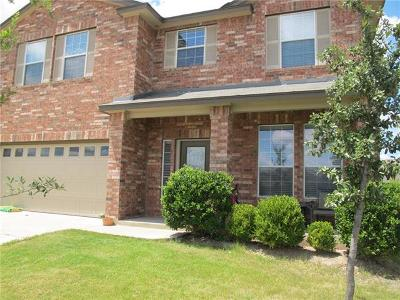 Hutto Rental For Rent: 210 Baldwin St