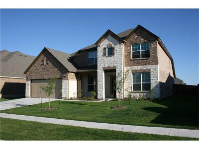 Killeen Single Family Home For Sale: 6404 Alabaster Dr