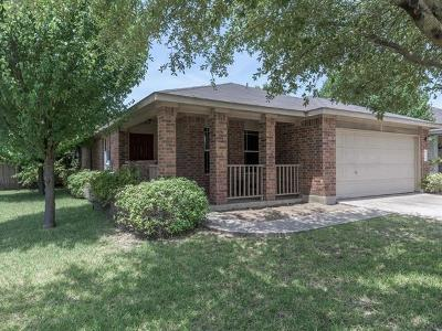 Hutto Single Family Home Pending - Taking Backups: 505 Decker Dr