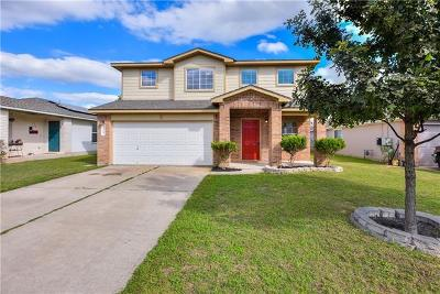 Hutto Single Family Home For Sale: 313 Paige Bnd