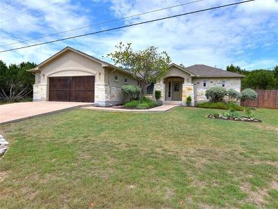 Lago Vista Single Family Home Pending - Taking Backups: 20704 Falcon
