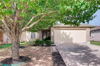 Leander Single Family Home For Sale: 2017 Garrison Dr