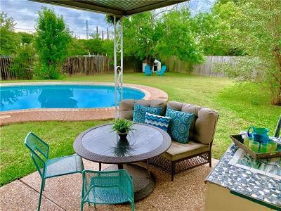 Austin Single Family Home For Sale: 1304 Doonesbury Dr