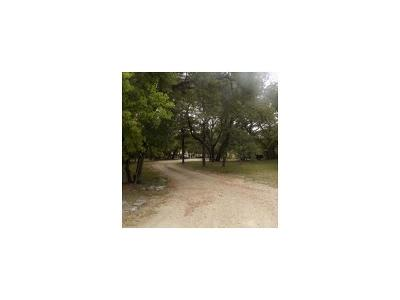 Travis County Residential Lots & Land For Sale: 20111 Hickory Grove Ln #PVT