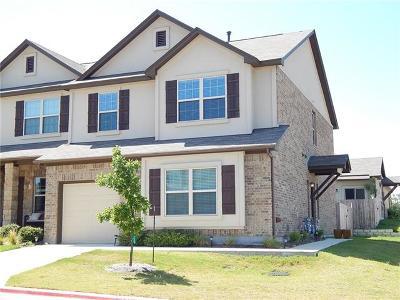 Cedar Park Condo/Townhouse For Sale: 1701 S Bell Blvd #1103