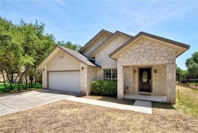 Wimberley Single Family Home For Sale: 8 Pebblebrook Ln