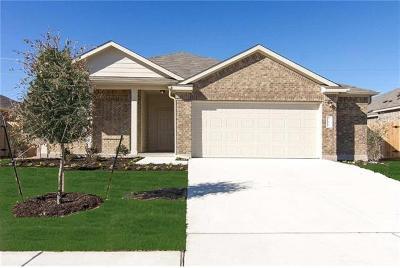 Hutto Single Family Home For Sale: 711 Carol Dr
