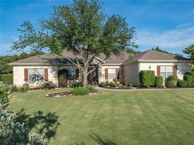 Leander Single Family Home For Sale: 1801 Palo Alto Ln