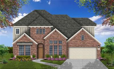 Pflugerville Single Family Home For Sale: 19524 Chayton Cir