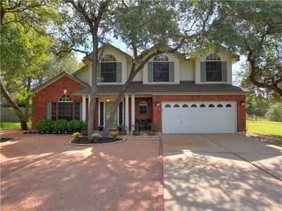 Single Family Home For Sale: 9605 Tea Rose Trl