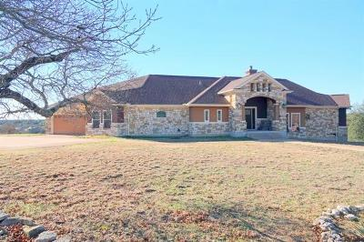Killeen Single Family Home For Sale: 997 Walnut Dr