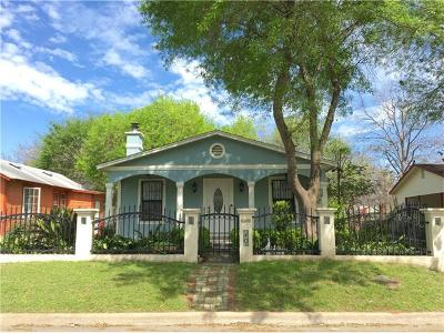 Single Family Home For Sale: 1702 Riverview St