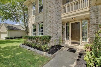 Pflugerville Single Family Home For Sale: 17704 Worley