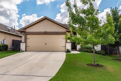Buda Single Family Home Pending - Taking Backups: 364 W Fletcher Bnd E