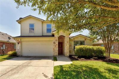 Round Rock Single Family Home Pending - Taking Backups: 3321 Pioneer Crossing Dr