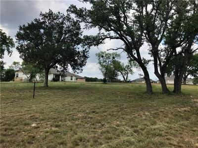 Burnet County Residential Lots & Land For Sale: 405 Golden Eagle Way