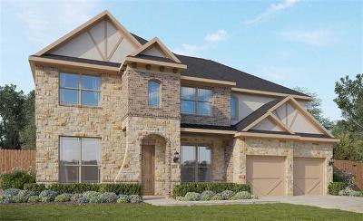 Leander Single Family Home For Sale: 2732 Hudson Ln