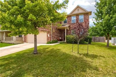 Leander Single Family Home For Sale: 1301 Horseshoe Ranch Dr