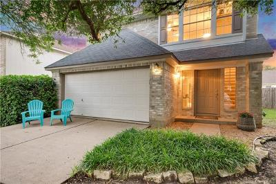 Austin Single Family Home For Sale: 15434 Ecorio Dr