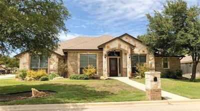 Belton Single Family Home For Sale: 3201 Wildcatter Dr