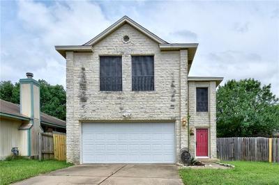 Austin Single Family Home For Sale: 8606 Cretys Cv